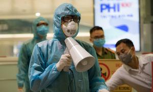 TP HCM cảnh báo nguy cơ lây lan sau ca nhập cảnh trái phép nhiễm nCoV