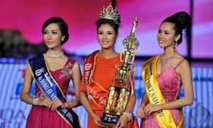 Hoa hậu Ngọc Hân kỷ niệm 10 năm đăng quang