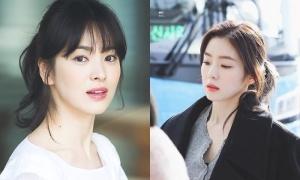 Những cặp idol - diễn viên có khí chất như chị em ruột