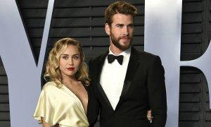 Liam Hemsworth đang hạnh phúc sau ly hôn Miley Cyrus