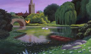 Đố bạn nhớ phim Disney qua 'khung hình đầu tiên'