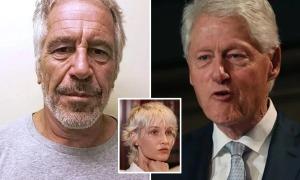 Tỷ phú ấu dâm Epstein lợi dụng tên tuổi Bill Clinton để dụ gái trẻ