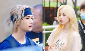 Hội visual tóc vàng mang khí chất 'con nhà giàu' của JYP