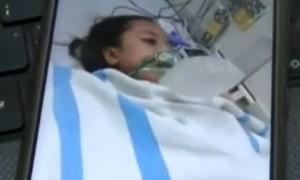Cô bé 12 tuổi 'hồi sinh' trước khi 'chết lần hai'