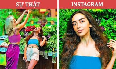 12 mẹo chụp ảnh cực chất khoe Instagram
