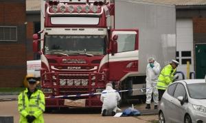 Nghi phạm vụ 39 thi thể người Việt trong container nhận tội