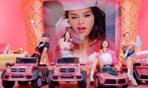 Black Pink bị mỉa mai là 'vũ công phụ họa' cho Selena