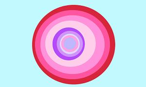 Mắt 10/10 có đếm chuẩn số hình tròn?