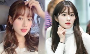 Hai nữ idol được bình chọn 'để tóc mái đẹp nhất Kpop'