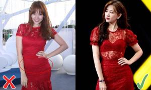 3 kiểu váy từng khiến Hari Won bị 'dìm đau' giờ mặc đẹp hoàn hảo