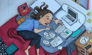 Cuộc sống thực của một nàng độc thân