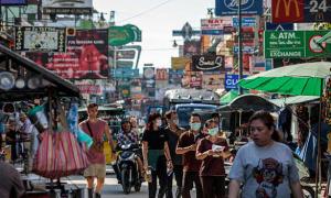 Thái Lan ghi nhận ca nhiễm mới sau 100 ngày không lây nhiễm cộng đồng