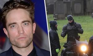 'The Batman' bất chấp quay tiếp dù Robert Pattinson vừa nhiễm nCoV