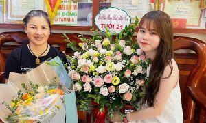 Huỳnh Anh chứng minh tình cảm gắn bó với Quang Hải sau ồn ào
