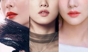8 đôi môi quyến rũ này là của sao Hàn nào?