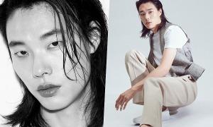 Những nam thần màn ảnh Hàn Quốc gây bất ngờ khi để tóc dài