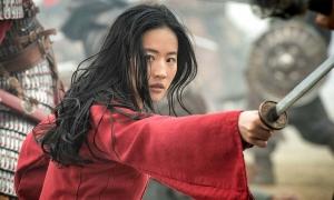 100 khung hình chỉ một biểu cảm của Lưu Diệc Phi trong 'Mulan'