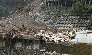 Hai thực tập sinh Việt mất tích ở Nhật, trong bão Haishen