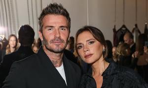 Nhà Beckham có thể bị nhiễm nCoV từ buổi tiệc tùng hồi tháng 3