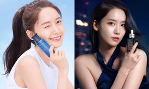 Nhan sắc Yoona qua 3 thời kỳ làm 'nàng thơ' của các brand mỹ phẩm