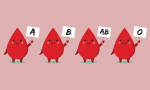 Bạn nên hẹn hò với người thuộc nhóm máu nào?
