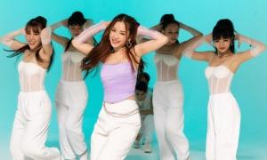 Chi Pu khoe vẻ sexy khó rời mắt qua vũ đạo 'Mơ anh'