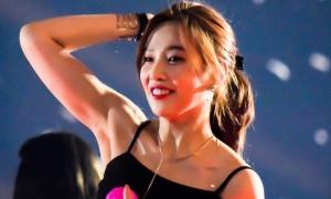 Những nữ idol Kpop khoe bắp tay săn chắc