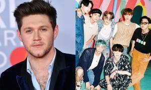 Thành viên One Direction bị 'ném đá' vì không nghe nhạc BTS