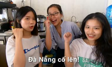 Người Đà Nẵng phấn khích ra đường ăn uống, tập thể dục sau giãn cách
