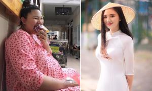 'Mẹ một con' lấy lại vóc dáng như hot girl sau khi giảm 43 kg