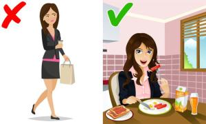 Những thói quen 'nhỏ nhưng xấu' ngăn bạn giảm cân