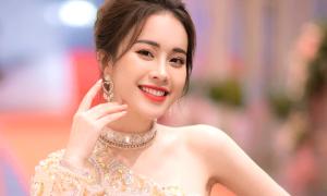 Á khôi Sinh viên thi Hoa hậu Việt Nam 2020