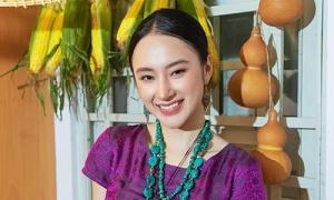 Angela Phương Trinh được khen 'tâm sinh tướng' nhờ sống hướng Phật