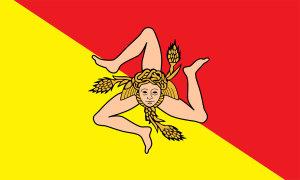 Lá cờ độc lạ này là của hòn đảo nào?