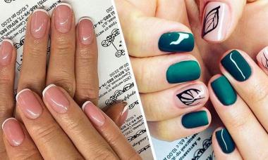 Những mẫu nail xinh - sành cho hội móng tay ngắn