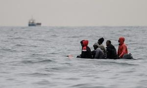 Vượt biên đến Anh: Chuyến đi tử thần qua eo biển Manche