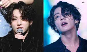 Jung Kook gây sốt với kiểu tóc 'huyền thoại' tại chung kết I-Land