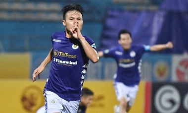 Siêu phẩm của Quang Hải giúp Hà Nội vô địch Cúp quốc gia