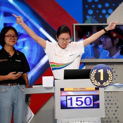 Trạng thái cảm xúc đa dạng của nhà vô địch trận chung kết Olympia
