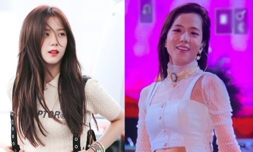 Ji Soo gây tranh cãi với gương mặt 'trẻ hay già trước tuổi'?
