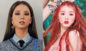 Ji Soo vượt mỹ nhân Oh My Girl để giành No.1 BXH thương hiệu