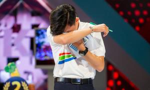 Những khoảnh khắc nhiều cảm xúc trong chung kết Olympia