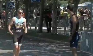 VĐV cố tình để đối thủ vượt mặt giành huy chương vì thấy 'kém xứng đáng'