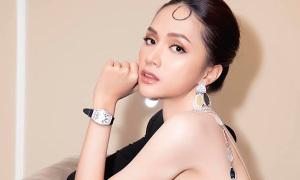 Bộ sưu tập đồng hồ hàng tỷ đồng của 'đại gia Vbiz' Hương Giang