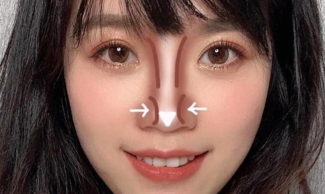 Cách makeup theo hình dáng mũi