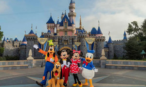 Bạn biết bao nhiêu về Disney World?