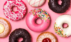 Tín đồ nghiện bánh biết gì về donut?