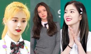 Black Pink - Twice - Red Velvet hóa nữ sinh trung học: Ai đỉnh nhất?
