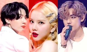 BTS, GFriend khoe thần thái 'hoàng tử, công chúa' tại concert online