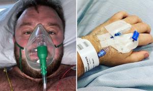 Người đàn ông từng xem thường nCoV đang sợ chết sau khi nhiễm bệnh